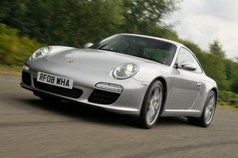 Used Porsche 911 Coupe (05-12)