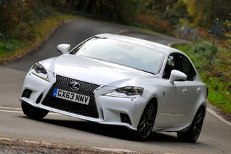 Used Lexus IS 13-present