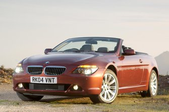 BMW 6 Series Convertible (03 - 11)