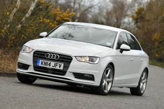 Used Audi A3 Saloon 13-present