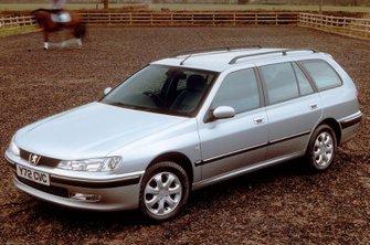 Peugeot 406 Estate (96 - 04)