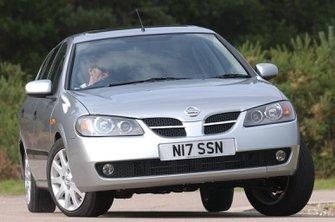 Nissan Almera Hatchback (00 - 06)