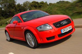 Audi TT Coupe (99 - 06)