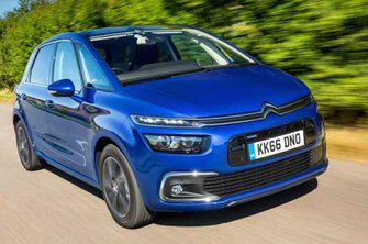 Citroën C4 Spacetourer Review 2019 | What Car?