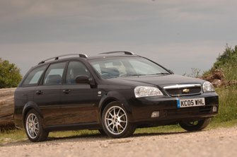 Chevrolet Lacetti Estate (05 - 11)
