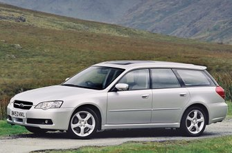 Subaru Legacy Estate (03 - 09)