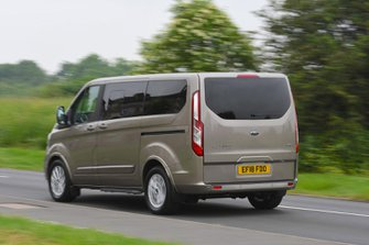 Ford Tourneo Custom Review 2019 | What Car?
