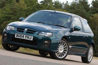 MG Rover ZR Hatchback (01 - 05)