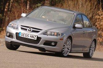 Mazda 6 Saloon (02 - 07)
