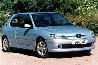 Peugeot 306 Hatchback (97 - 03)