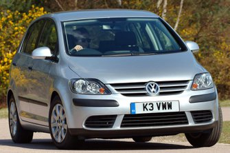 Volkswagen Golf Plus MPV (05 - 09)