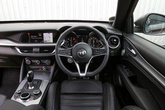 Used Alfa Romeo Stelvio 17-present