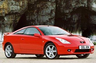 Toyota Celica Coupe (99 - 06)