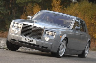 Rolls-Royce Phantom Saloon (03 - )