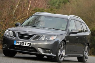 Saab 9-3 Sport Wagon (02 - 12)