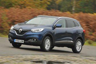 Used Renault Kadjar 2015-present