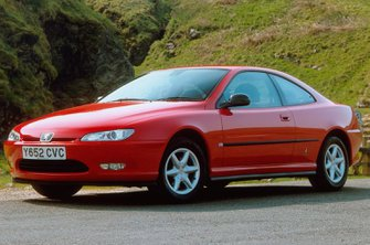 Peugeot 406 Coupe (96 - 04)
