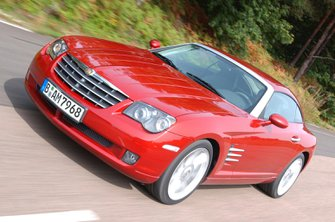 Chrysler Crossfire Coupe (03 - 08)