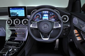 Used Mercedes-Benz GLC 15-present