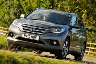 Used Honda CR-V 12-18