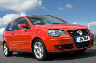 Volkswagen Polo Hatchback (05 - 09)
