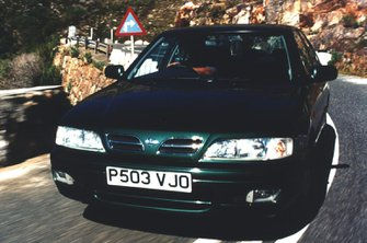 Nissan Primera Saloon (96 - 02)