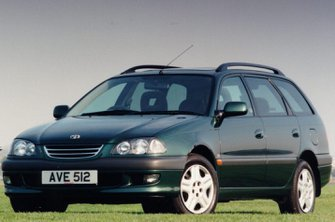 Toyota Avensis Estate (97 - 04)