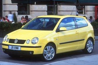 Volkswagen Polo Hatchback (02 - 05)