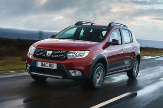 Dacia Sandero Stepway 2019 front tracking