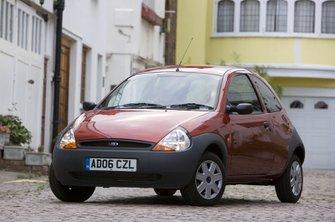 Used Ford Ka 1996-2009