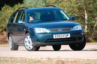 Used Ford Mondeo Estate 2000 - 2007