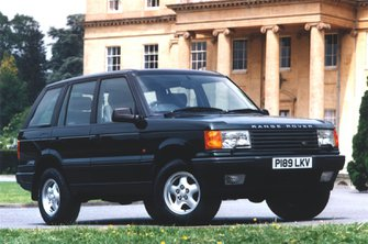 Used Land Rover Range Rover 4x4 1994 - 2002