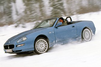 Used Maserati Spyder Open 1992 - 2007
