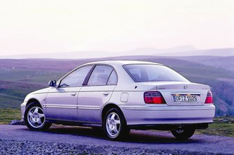 Used Honda Accord Saloon 1998 - 2003