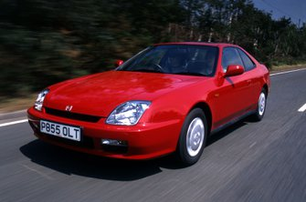 Used Honda Prelude Coupe 1997 - 2001