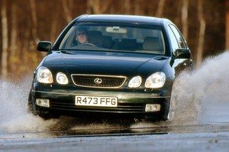 Used Lexus GS Saloon 1997 - 2005