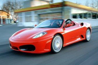 Used Ferrari F430 Open 2005 - 2010