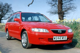 Used Mazda 626 Estate 1997 - 2002