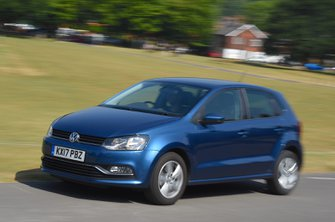 Used Volkswagen Polo Hatchback 2009-2017
