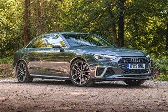 Audi S4 2019 RHD front static