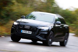 Audi SQ8 nose