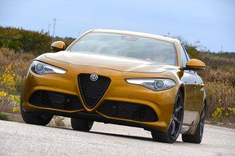 Alfa Romeo Giulia 2019 Front tracking