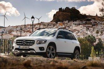 Mercedes-Benz GLB 2019 LHD front static