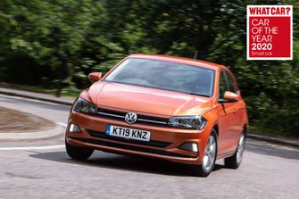 Volkswagen Polo 2020 Awards pic