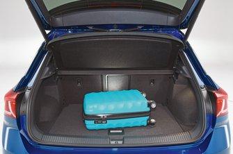 Volkswagen T-Roc R boot - blue LHD