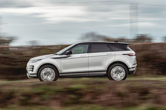 Land Rover Evoque 2019 side