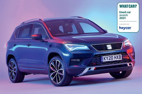 Used Car Awards winner - Seat Ateca