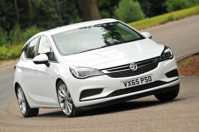 2016 Vauxhall Astra 1.6 CDTi 110 Ecoflex incelemesi