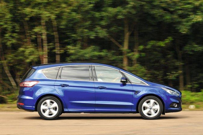 Used Ford S-Max vs Vauxhall Zafira Tourer