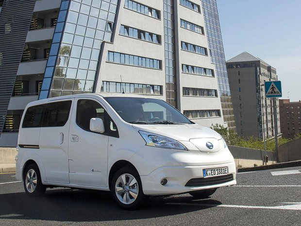 Promoted: Nissan's e-NV200 – the green van that's loads better